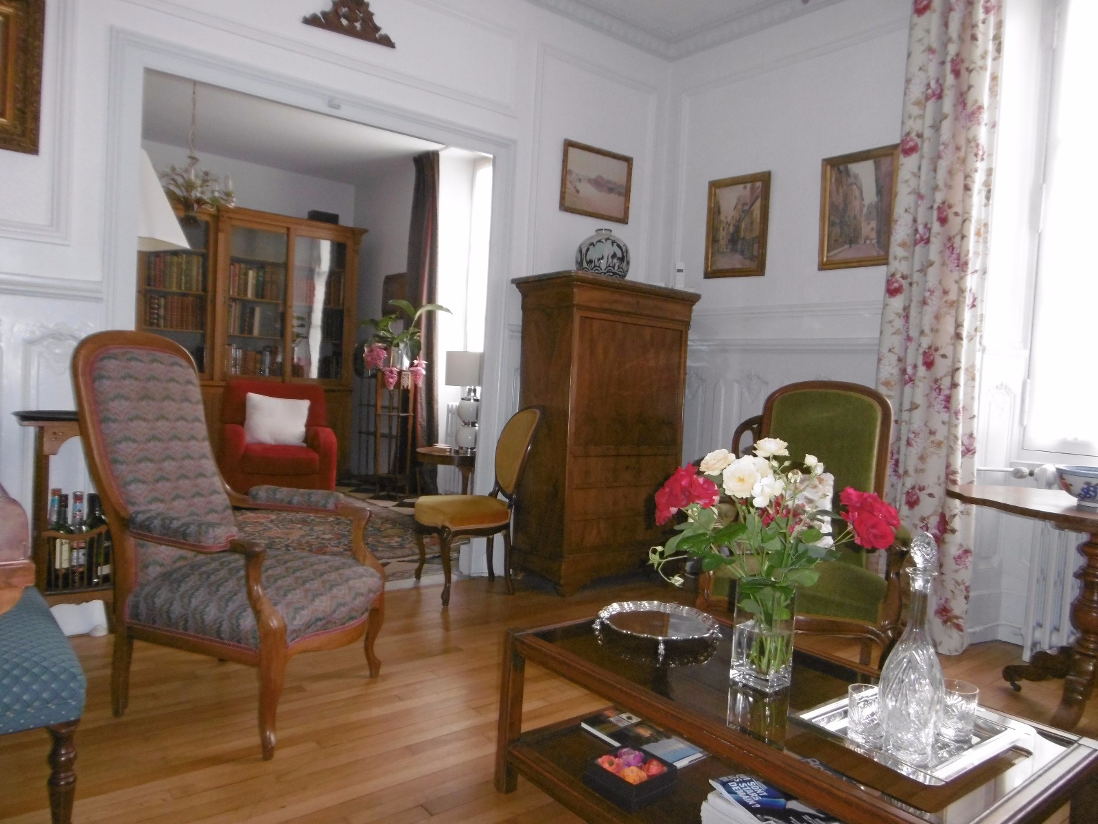 Vente maison le mans ideal famille ou activit de for Loi chambre hote